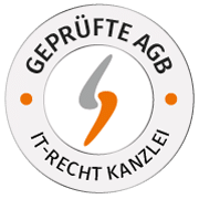IT-Recht Kanzlei Logo AGB