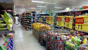Einkaufstipp: Ignoriert die Sonderangebote. Kauft nur das was ihr wirklich benötigt.
