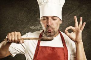 Der kann kochen
