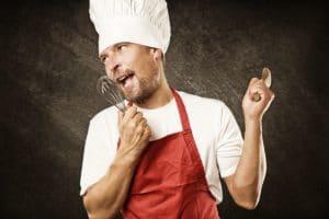 Der kann kochen und singen