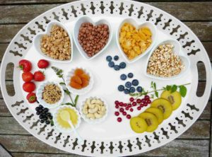 Lecker essen und abnehmen - Vielfalt