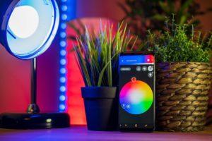 Mit Philips Hue Licht Energie sparen